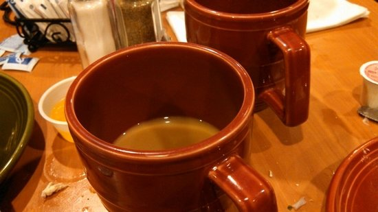 Majestic Star Casino : Coffee refills are hard to get.