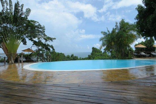 Fundu Lagoon: Pool Area