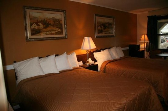 Cherry Lane Motor Inn : Guest Room 2 Queen Beds