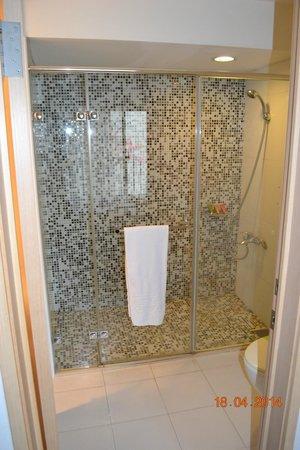 Beauty Inn: Shower only