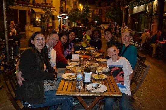 Not Just a Tourist: Tapas Tour