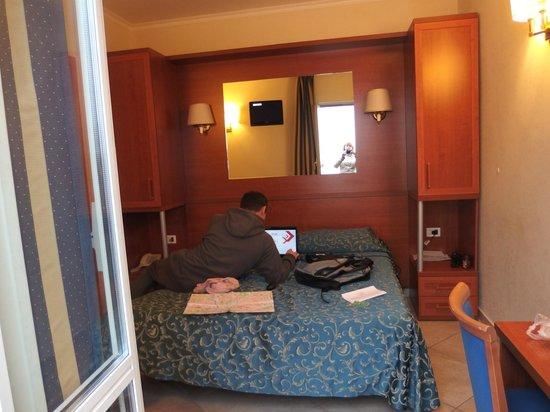 Hotel delle Muse: pokój