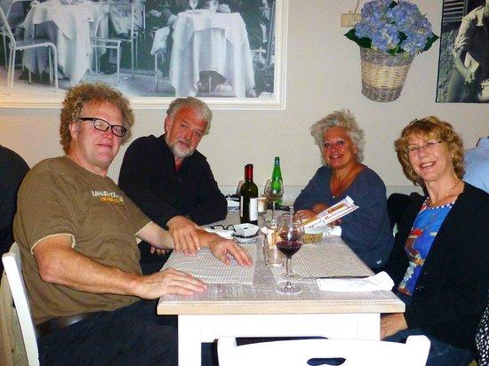 Osteria L'Oca Giuliva : my family