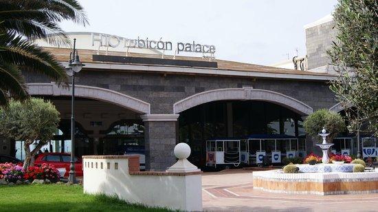 H10 Rubicon Palace : Main Entrance