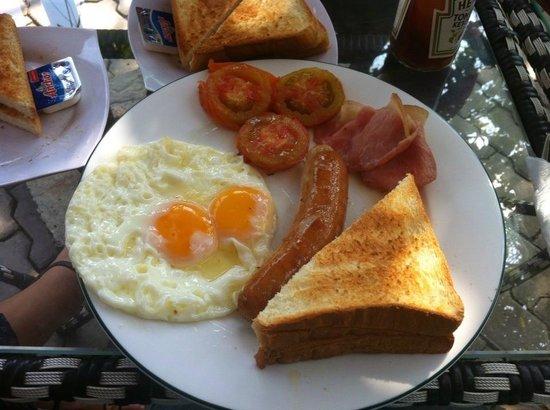 Cafe Alex: Comfort breakfast!