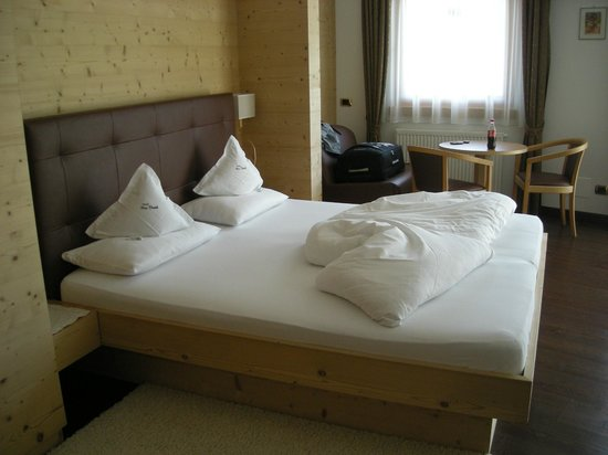 Hotel Pra Tlusel: Letto
