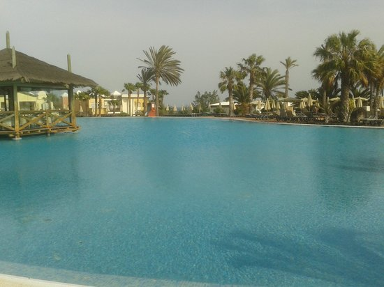H10 Rubicon Palace : Largest Swimming Pool
