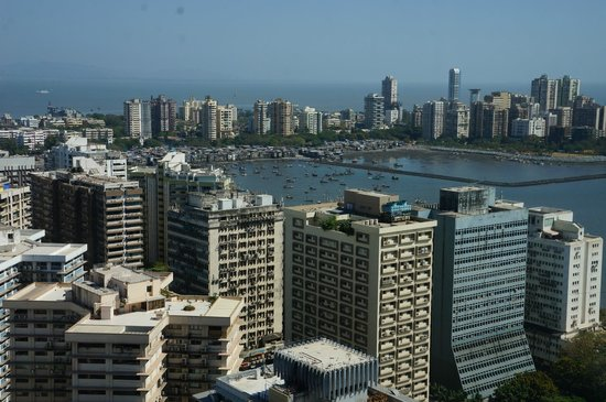 Trident, Nariman Point: City view from 33rd floor