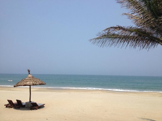 Palm Garden Beach Resort & Spa: Beach