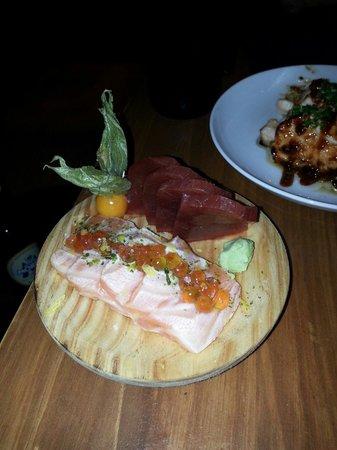 Kitsune Sushi Bar: Buenísimo y brutal