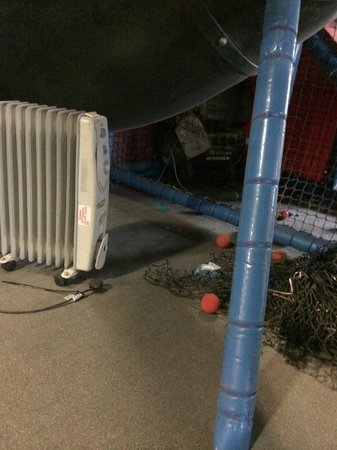 Gambado Watford: Industrial heater