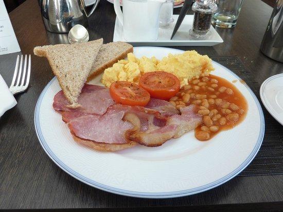 Royal Lancaster London: Imagen del desayuno