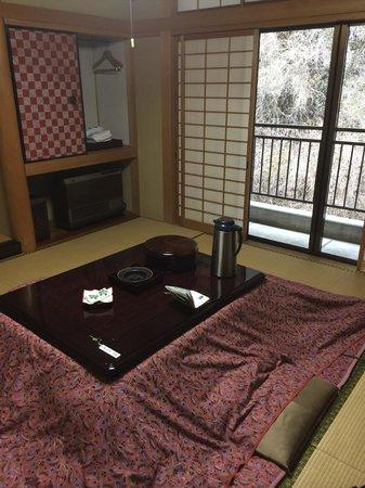 Jizoin: Tea Arrival