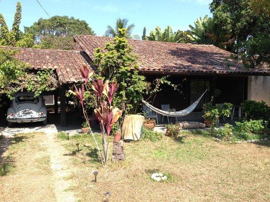 Vegetarian Guesthouse Araruama: The Location