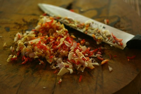 Lobong Culinary Experience: Chopped