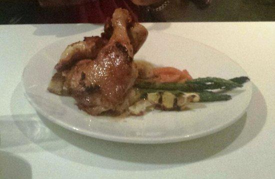 Filini: Roasted Chicken & Asparagus