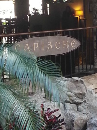 The Restaurant at Hotel Wailea: capische