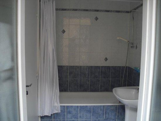 Grand Hotel de Turin: bagno