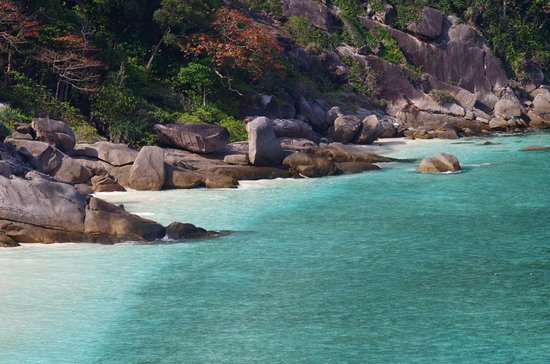 Khao Lak Land Discovery - Day Tours: Snorkel right off the beach