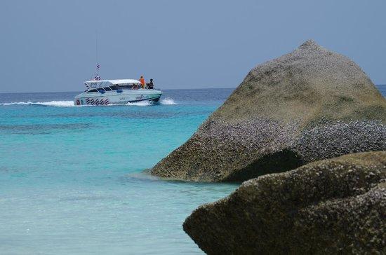 Khao Lak Land Discovery - Day Tours: Blue seas