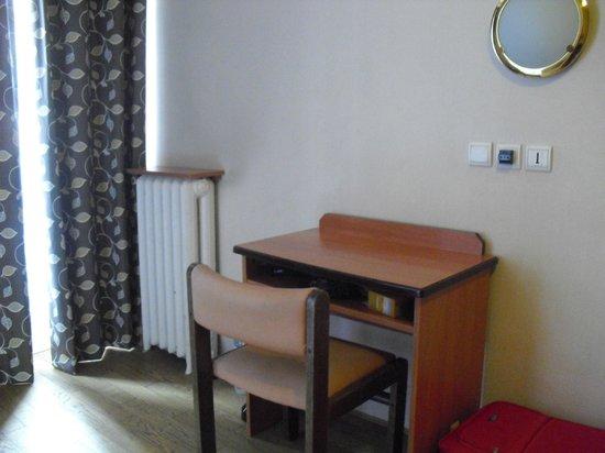 Grand Hotel de Turin: camera