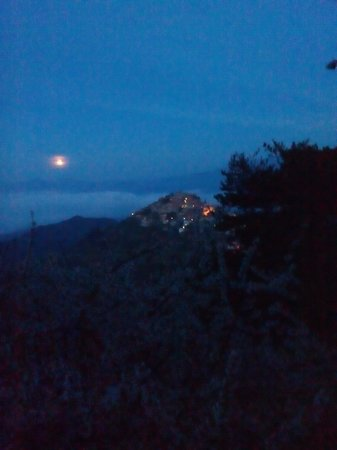B&B Le Camelie del Bosco : full moon
