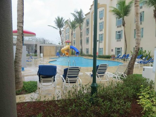 Four Points by Sheraton Caguas Real Hotel & Casino : Piscina