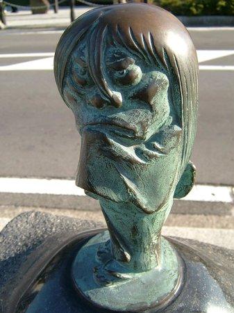 The Mizuki Shigeru Road: すなかけばばあ