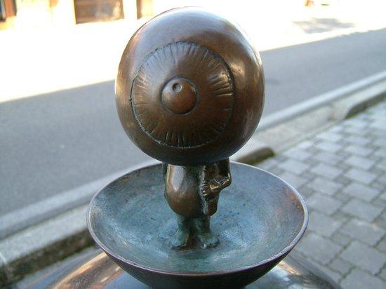 The Mizuki Shigeru Road: 目玉おやじ