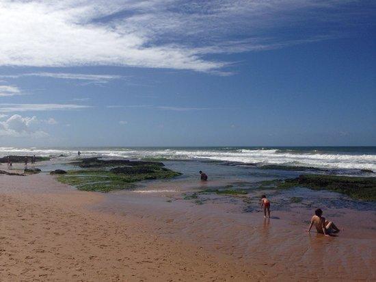 Gran Hotel Stella Maris Resort: The beach just steps away from the hotel