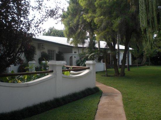 African Vineyard Hotel/Guesthouse, Wedding, Conference & Wellness SPA: Garden