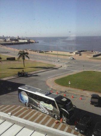 NH Montevideo Columbia: Vista desde la habitacion
