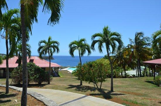 Villa Rayon Vert : vue d'ensemble