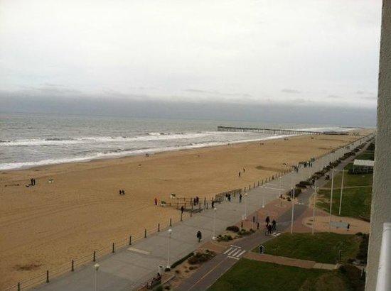 Comfort Inn & Suites Oceanfront : View from 7th Floor