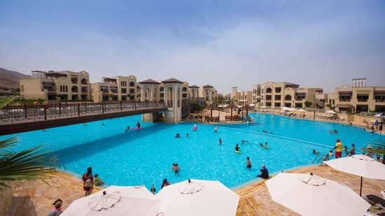 Swimming Pool Picture Of Crowne Plaza Jordan Dead Sea Resort Spa Sweimah Tripadvisor