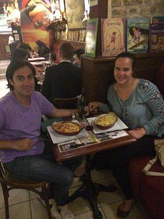 Le Pinocchio : Buena comida, casual, excelente atmósfera <3