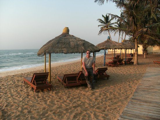 Hotel Coco beach: strand is mooi en schoon