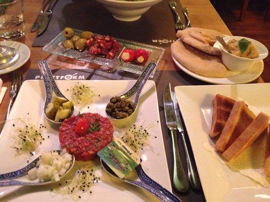 Plattform Restaurants: Yummy