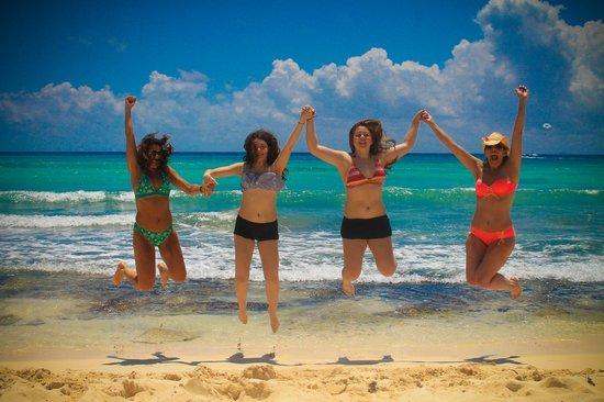 Petit Lafitte: Fun on the Beach