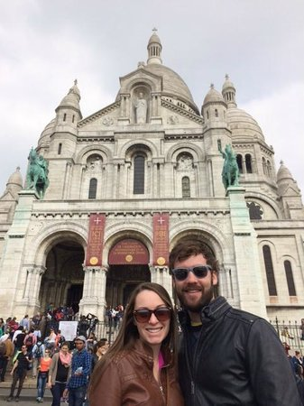 Left Bank Scooters: Sacre Coeur