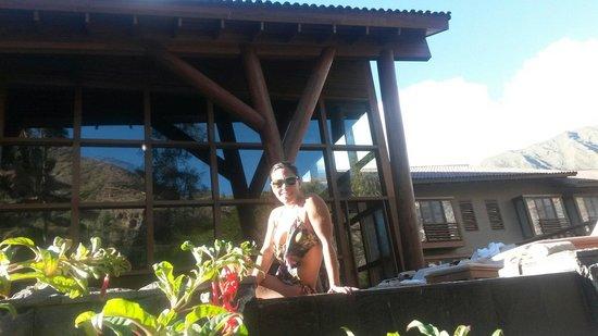 Tambo del Inka, a Luxury Collection Resort & Spa: Tambo del Inka (piscina)