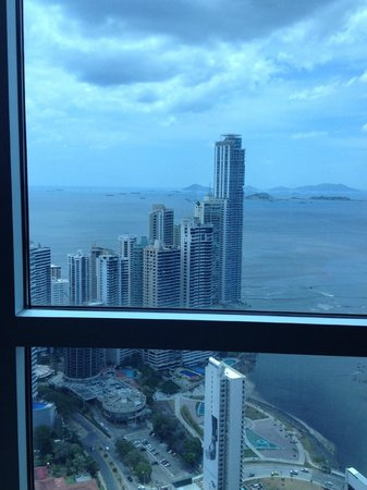 Hard Rock Hotel Panama Megapolis: Piso 57