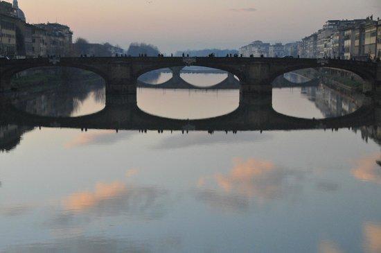 Florence for You: Reflet des nuages