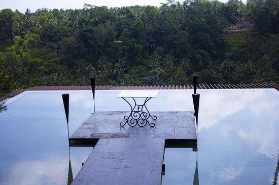 Kupu Kupu Barong Villas and Tree Spa: The Romatic Dinner spot