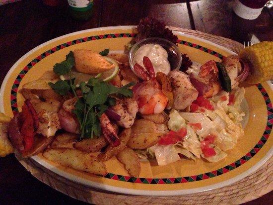 Desperado Mexican Restaurant & Bar: .