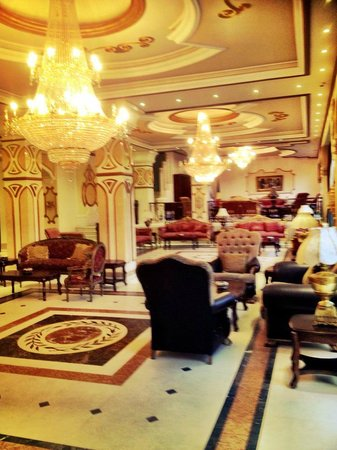 Atlantic Palace Hotel: Lobby