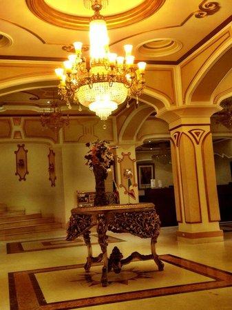 Atlantic Palace Hotel : Lobby