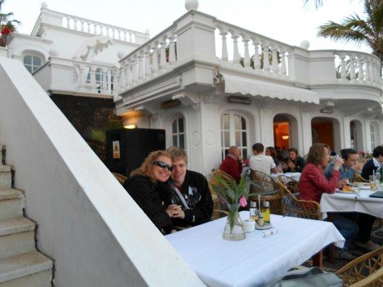 Restaurante Terraza Playa: Restaurant Taraza Playa - Puerto del Carmen - Lanzarote