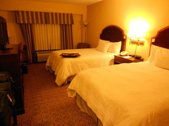 Hampton Inn Pikeville: Room 310