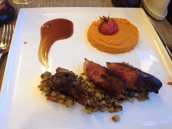Best Western Hotel L'Oree : Restaurant